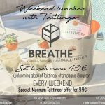 Weekends with Taittinger at Breathe Marbella Restaurant